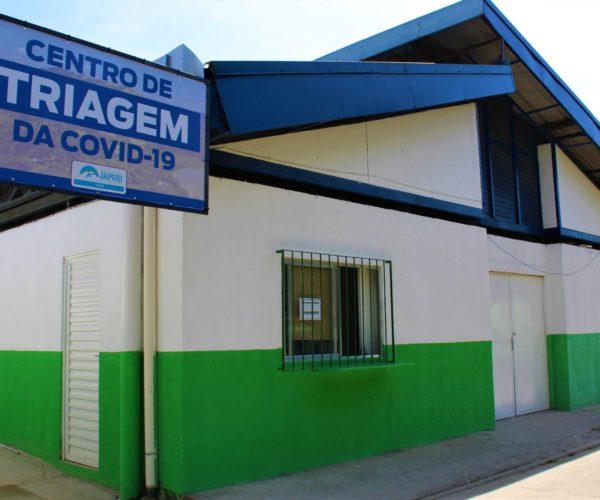 Prefeitura de Japeri inaugura novas instalações de Centro de Triagem contra a Covid nesta quarta (12)