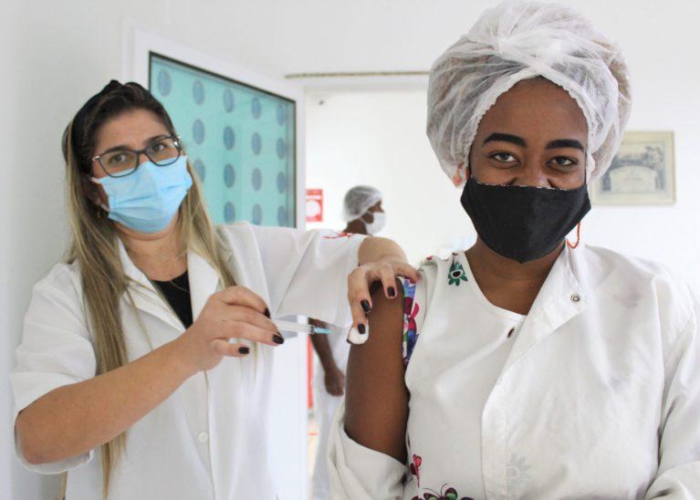 Mutirão da Prevenção: Prefeitura de Japeri promove ação de saúde no bairro Eucaliptos e na empresa Granado
