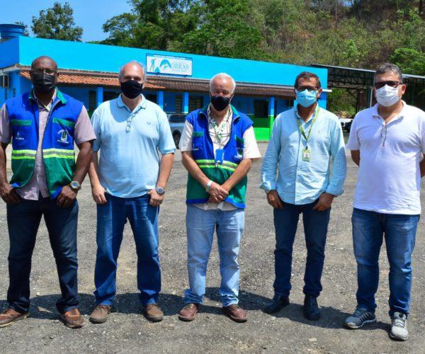 Estrada que liga Engenheiro Pedreira e Japeri receberá obras de recapeamento
