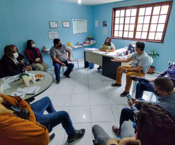 Grupo de Trabalho Intersetorial discute ações para atrair novos empreendimentos para distrito industrial de Japeri