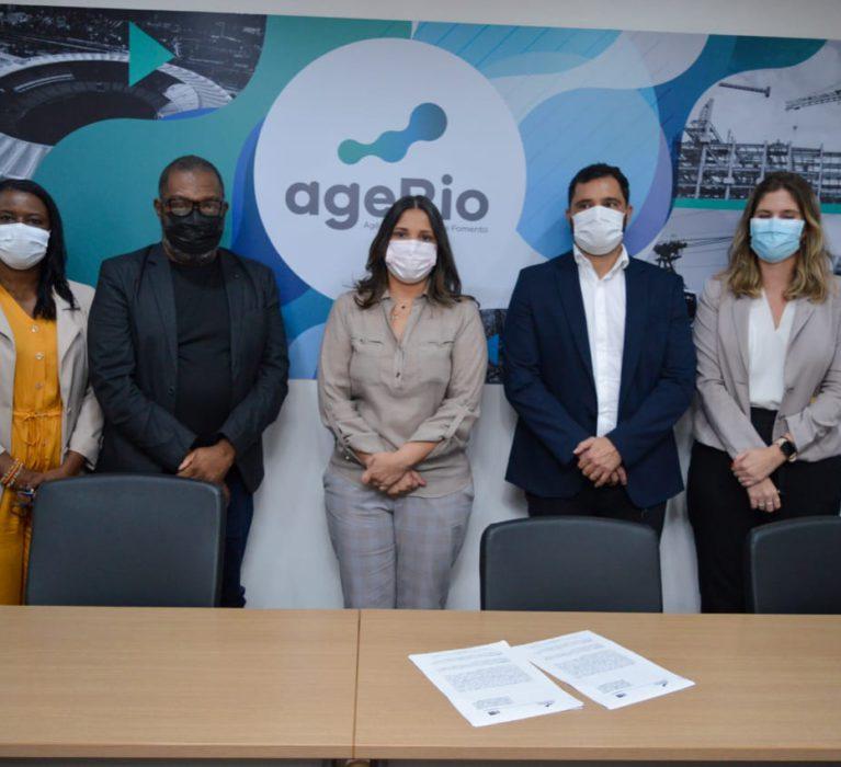 Convênio entre Prefeitura de Japeri e AgeRio oferecerá linha de crédito aos microempreendedores da cidade