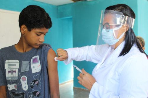 'Dia D' de imunização contra a Poliomielite e de Multivacinação acontece neste sábado (16) em Japeri